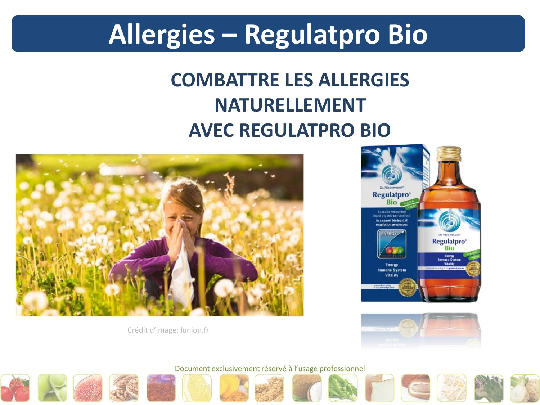 Allergies & Regulatpro Bio